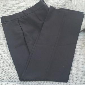 Like new Talbots size 4 curvy black pants